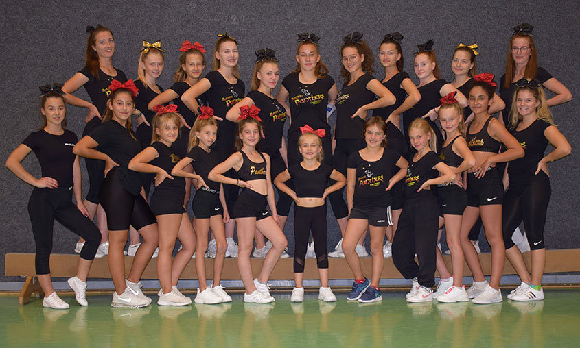 Cheerleader MTV Gifhorn